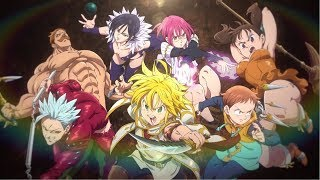 Nanatsu no Taizai Movie: Tenkuu no Torawarebito ( The Seven Deadly Sins: Prisoners of the Sky ) - AniDL | Download Your Favourite Anime in Mega BatchAnime Trailer/PV Online