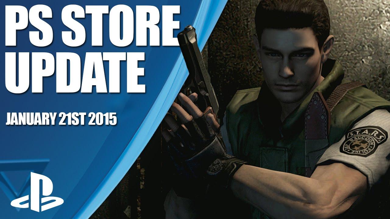 Mise à jour du PlayStation Store : Saints Row IV, Resident Evil et bien plus…
