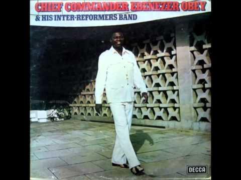 Ebenezer Obey- Ode Ya Mi Lo