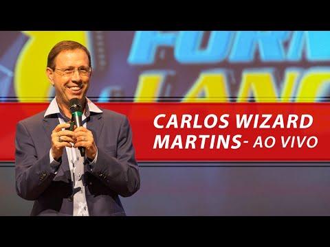 Carlos Wizard Martins | Os 7 Princípios Chave para Realizar Seus Sonhos