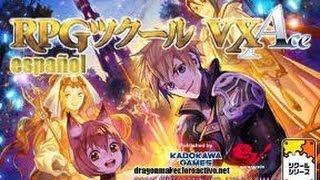 Descargar E Instalar RPG MAKER VX ACE ( ESPAÑOL 100 % )