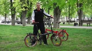 Обзор складного велосипеда Shulz