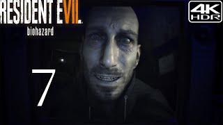 Resident Evil 7 Biohazard  Walkthrough Gameplay 7  Lucas Game 4K 60FPS HDR Madhouse