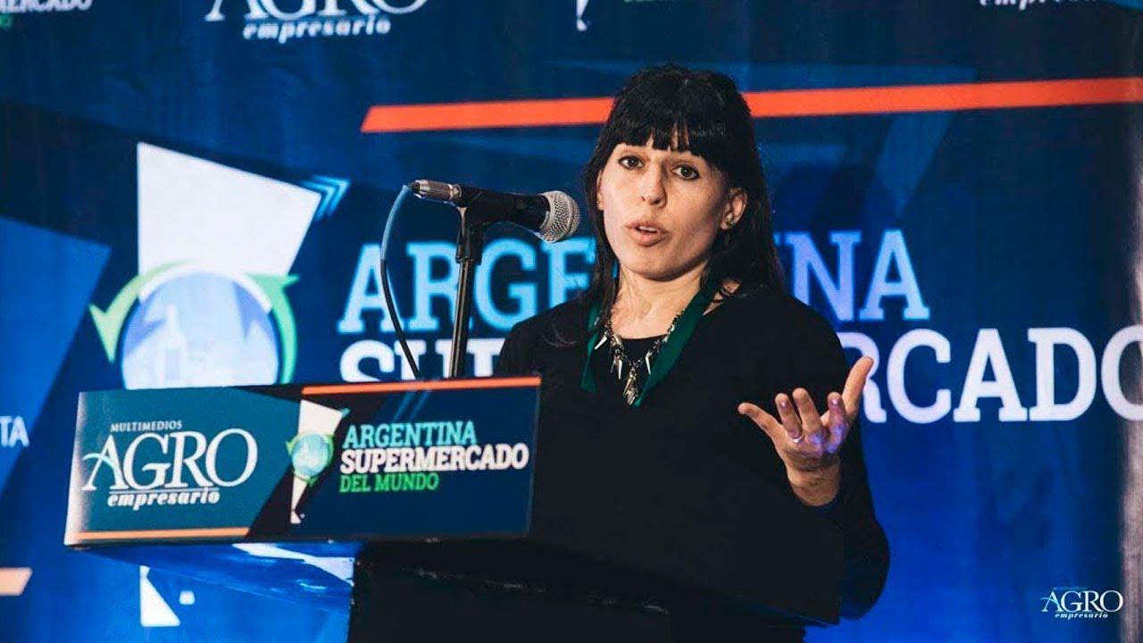 Laura Domínguez - Referente