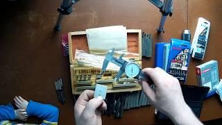 КМД, свёрла, метчики, плашки, развёртки, резцы, зенковки, меры плоского угла..........
