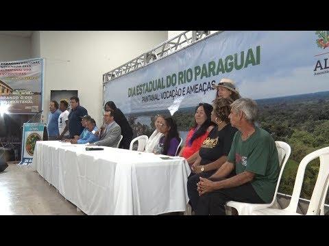 Audiência Pública debate vocações e ameaças no Rio Paraguai