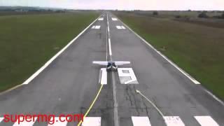 Смотреть онлайн Аэромобиль летающая машина будущего
