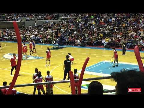 ALL STAR GAMES 2019 | ABS CBN VOLLEYBALL GAME 2019 | JULIA VS KIM CHIU