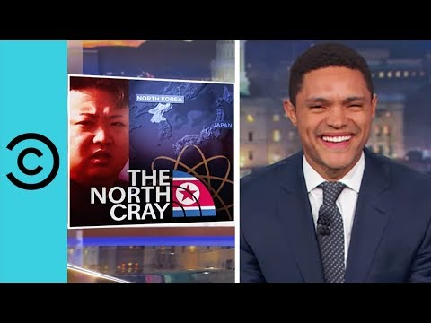 Are North And South Korea Joining Forces? | The Daily Show