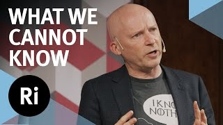 What We Cannot Know   With Marcus Du Sautoy