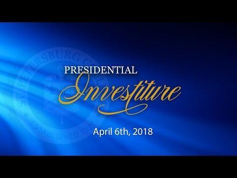 The Presidential Investiture of Tonjua Williams, Ph.D.