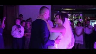 Професійна постановка весільного танцю - Василь і Людмила