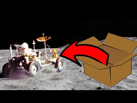 How NASA Took Cars To The Moon Mp3
