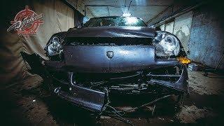Мой первый день владения Porsche Cayenne S