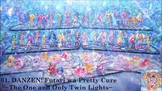 HUGtto! Precure♡Futari wa Precure: All Stars Memories Theme Song Single - Track 01 [FULL]