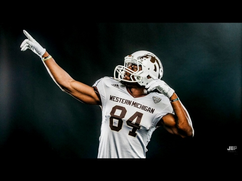Most Exciting WR in College Football || Western Michigan WR Corey Davis 2016 Highlights ᴴᴰ