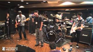 67 seas in your eyes - Dizzy Mizz Lizzy Cover Session 2010/09/20【音ココ♪】