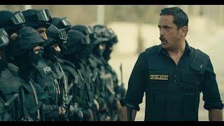 كلبش 2 -  سليم الأنصاري يلقن الجنود درسأ قبل إقتحام بيت أبو العز الجبلاوي ( الله أكبر )
