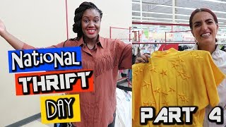 National Thrift Day at SAVERS Part 4  Come Thrifting With Us #ThriftersAnonymous