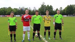 Jeziorak TV: Delfin Rybno - Jeziorak Iława 3:2(1:1), Liga wojewódzka juniorów, 29.05.2016