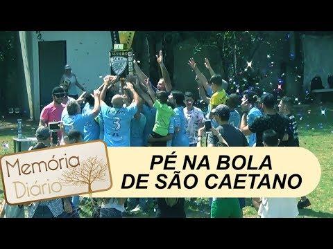 O Pé na Bola do São Caetano EC