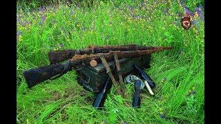 Коп по войне - Два блиндажа / Searching with Metal Detector