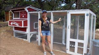 DIY Chicken Coop Run | How To Build