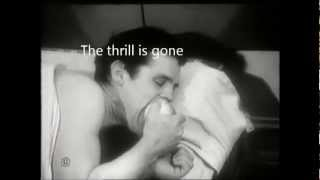 Chet Baker - The thrill is gone - Remixed by Victor Carbone