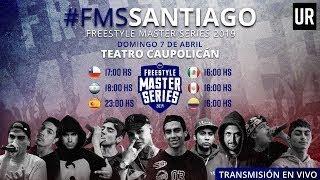 FMS CHILE - Jornada 1 Temporada 2019 #FMSSANTIAGO