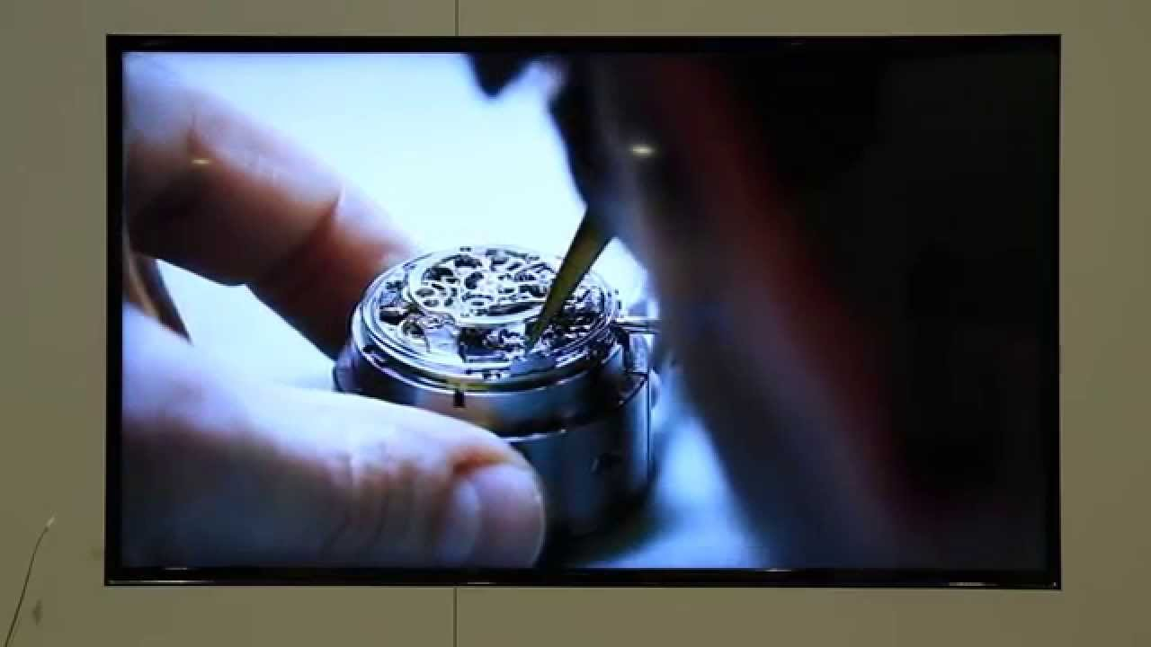 InfoComm 2014:Samsung & Audemars Piguet Marketing Collaboration thumbnail