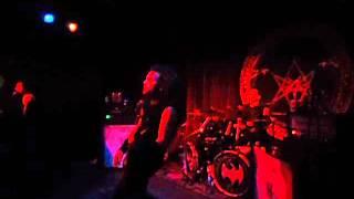 Absu - Morbid Scream 04/16/13 @Ace of Cups Columbus, Ohio