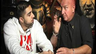 SHIZZIO BRIT ASIA TV SAGAS – Dave Courtney Part 1 of 3