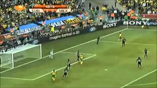 Sudafrica vs. Mexico Partido Inagural FIFA World Cup Sudafrica 2010 por Televisa Deportes
