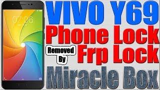 How To Vivo Y69 vivo 1714 Screen Lock PattenPin Password Remove