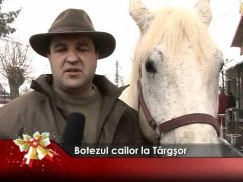 Botezul cailor la Târgşor