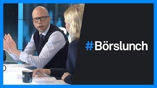 """""""Verkstad är dyrt – förutom Volvo""""  Börslunch 7 februari"""