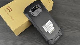Смартфон DOOGEE S70 Lite 4/64GB Orange от компании Cthp - видео 3