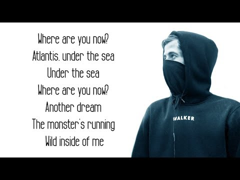 Faded - Alan Walker (Lyrics) Mp3