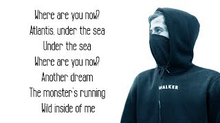 Faded - Alan Walker (Lyrics)