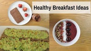 4 Healthy Breakfast Ideas On The Go