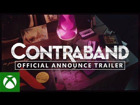 Contraband – Official Announce Trailer – Xbox & Bethesda Games Showcase 2021 de Contraband