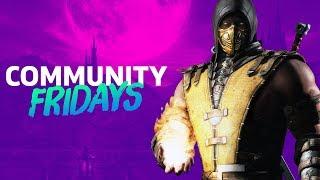 Challenge Us In Mortal Kombat X (PS4)   GameSpot Community Fridays