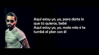 Maluma   Mala Mía   Lyrics  Letra