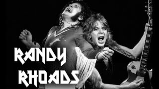 Ozzy / Randy Rhoads - Mr Crowley.....live