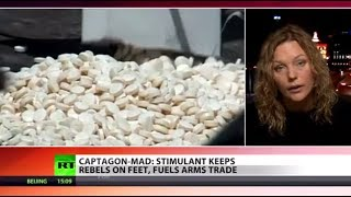 War... On Drugs: Captagon pills keep Syria rebels awake, fuel arms trade