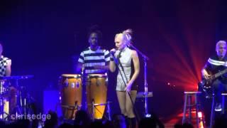 HD - No Doubt Live! Sparkle (Acoustic) 2012-11-24 Gibson Amphitheatre Universal City, CA