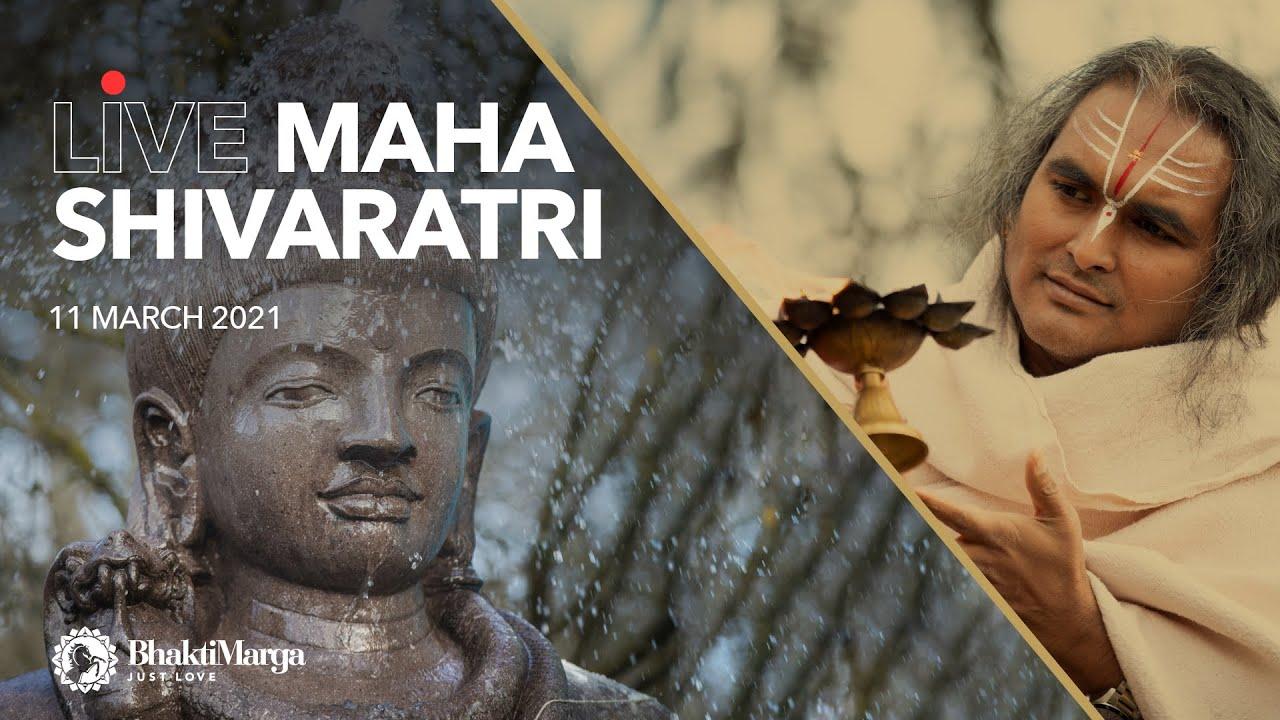 LIVE Maha Shivaratri