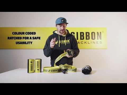 Gibbon Classicline Treewear Set (15m)