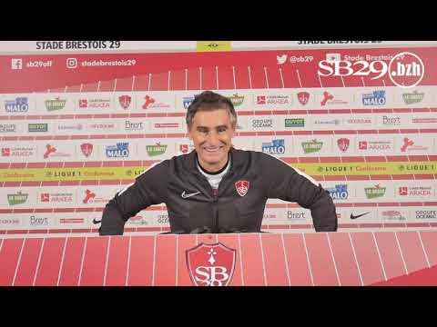 Brest - Paris | Conférence de presse d'avant-match