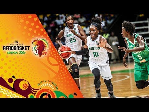 Nigeria v Mali - Highlights - Semi-Finals - FIBA Women's AfroBasket 2019